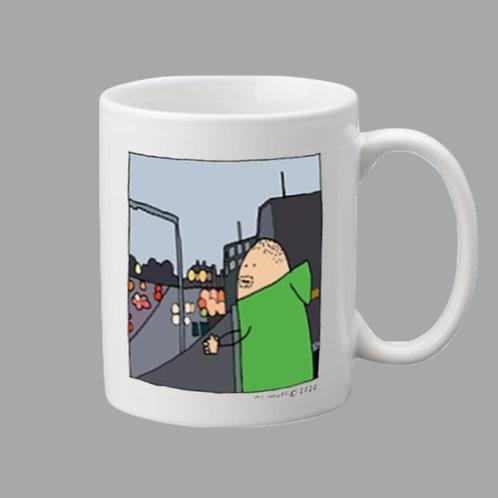 Mr Scruff DJ Kicks Mug