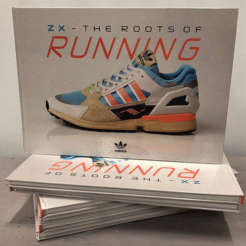 zx - the roots of running book - adidas