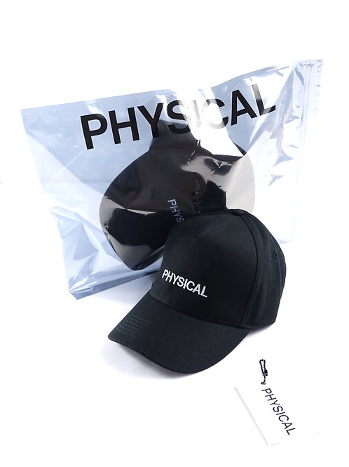 Limited Edition 'PHYSICAL'  Embroidered Cap
