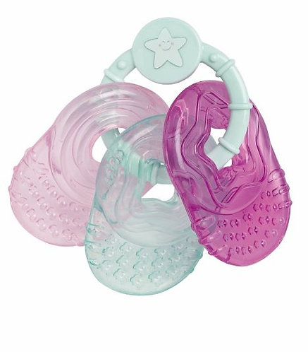 """Keys"""" Rattle with Teether / Rose"""