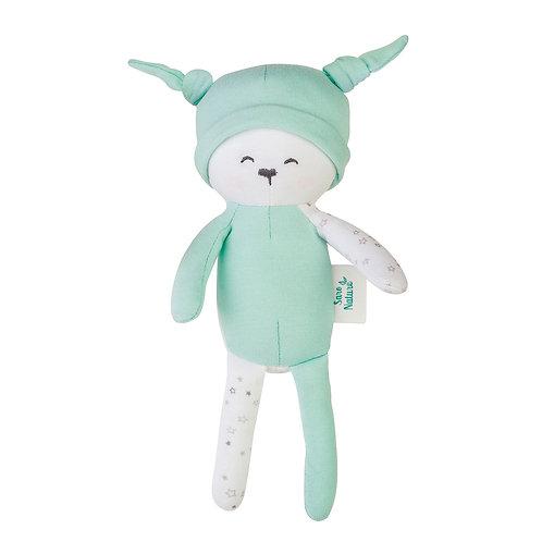 """""""Organic Friend"""" Soft Toy / Mint"""