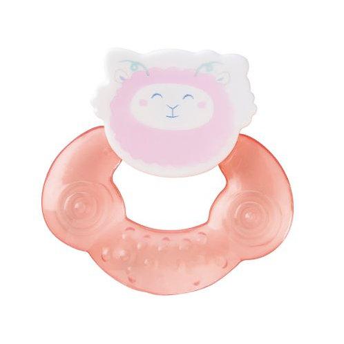 """Cool animals"" Water Teether / Orange"