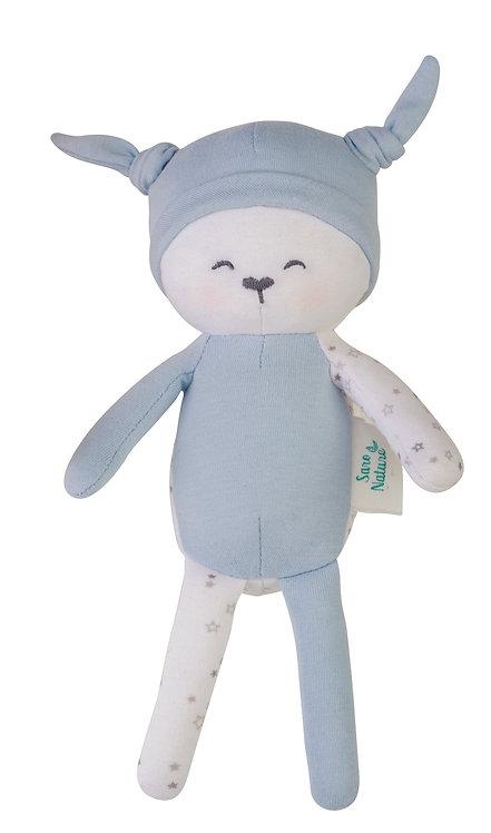 """""""Organic Friend"""" Soft Toy / Blau"""