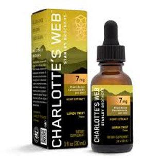 Charlott's Web CBD Oil 7mg