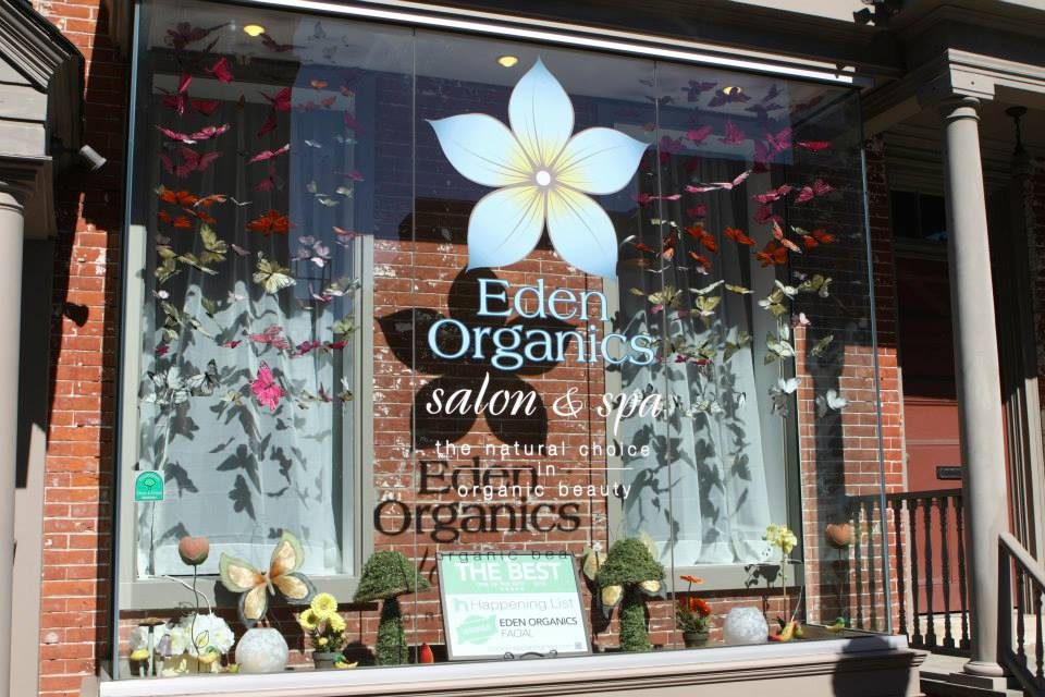 eden organics front window