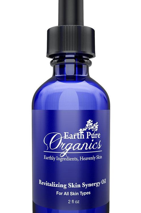 Revitalizing Skin Synergy Oil- Intense Nourishing Treatment Oil