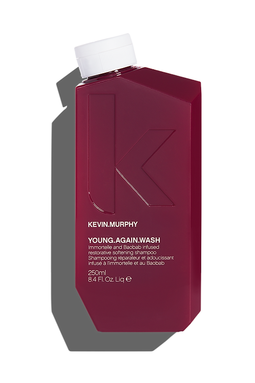 Young.Again.Wash-Restorative Softening Shampoo