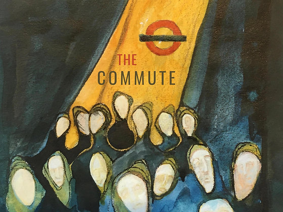 The Commute And Still They Come Print (£19-£94)