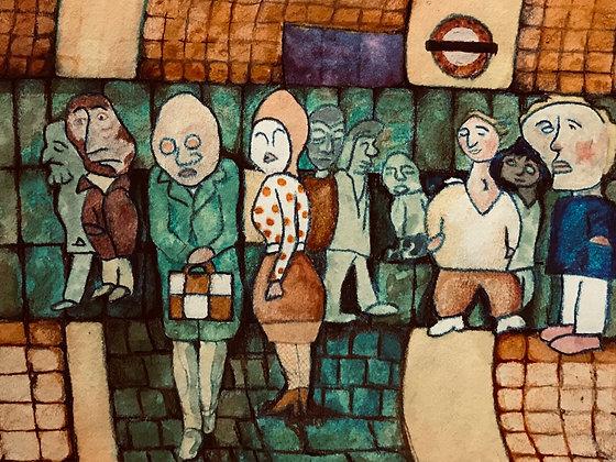 Underground Gathering