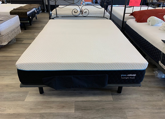 Twin Diamond Twilight All Foam Mattress Only