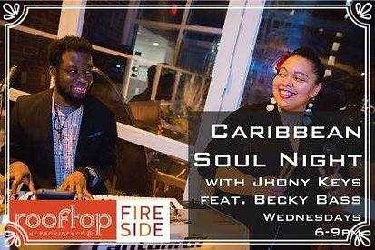 Caribbean Soul Duo - Keys and Steel Pan