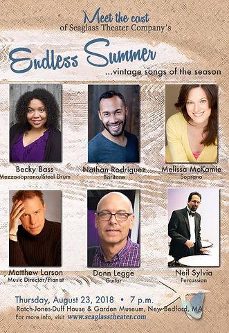 Seaglass - Endless Summer Concert