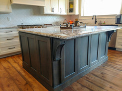 Color: custom made color (ask for Springfield Door Sample)