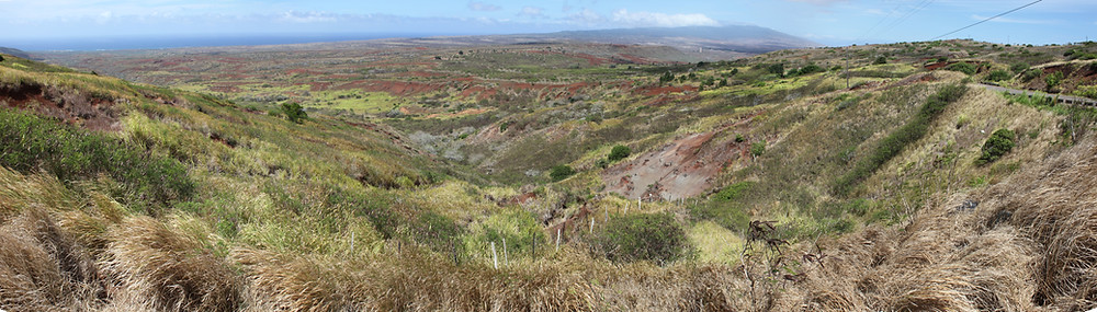 Molokai Panorama