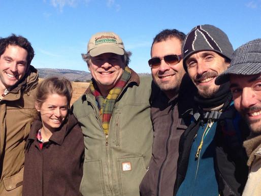 2017 Ecosystem Restoration Camp Spain