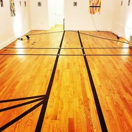 Floor Installation # 1