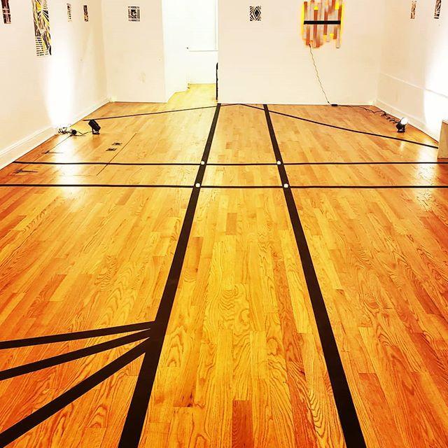 Floor Installation #1