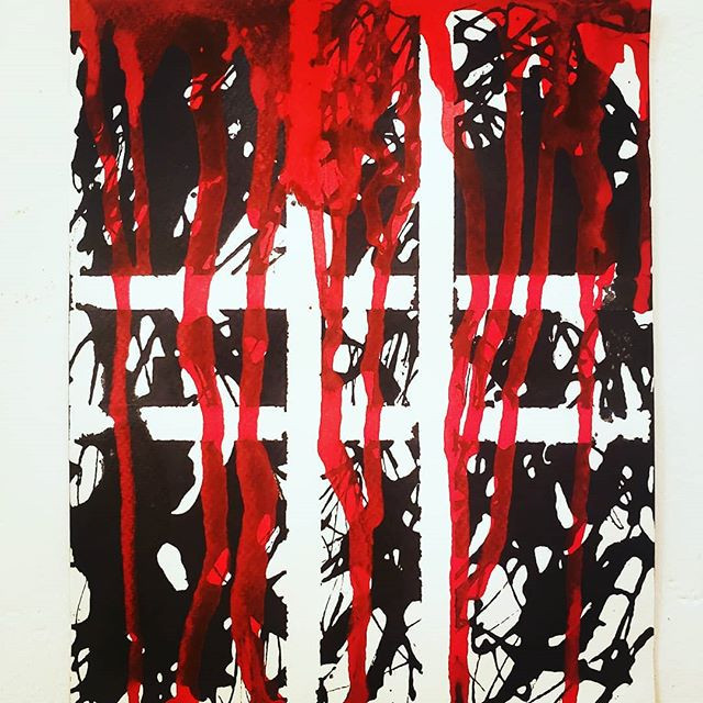 #minimalism #feelings #modernart #philly