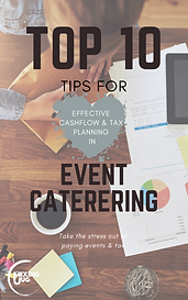 Top 10 Things to Love about Event Catering FREE eBook