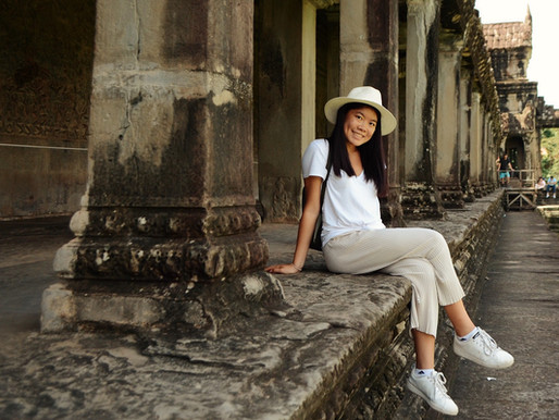 Get to Know Us: Victoria Kuang