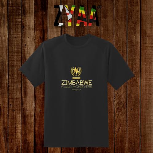 ZYAAUK Mens Logo Tee