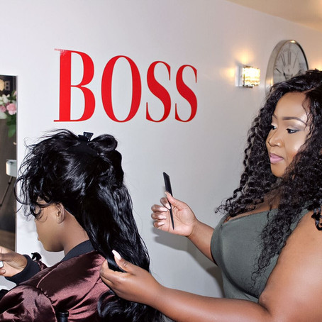Female Entrepreneur of the Year Sophie Moyo hosting 'the Ultimate Hair Masterclass'