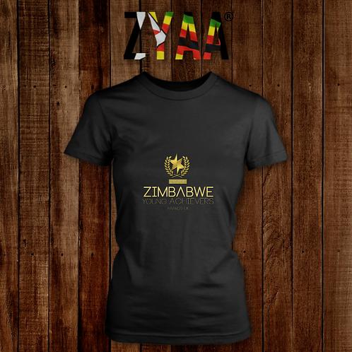 ZYAAUK Womens Logo Tee