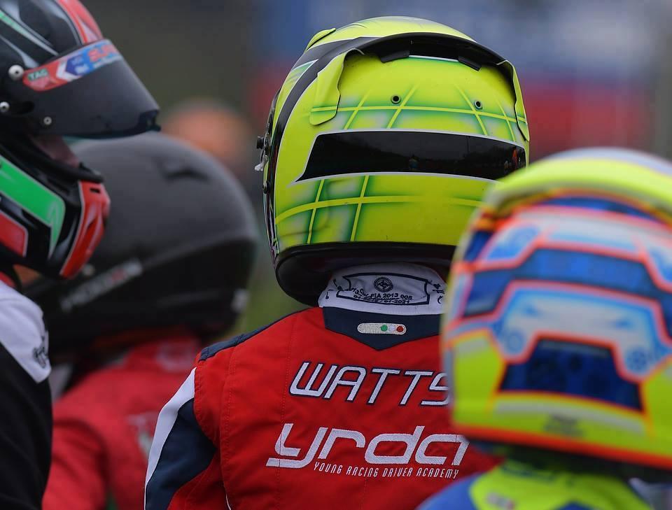 Lucas half side luke rear