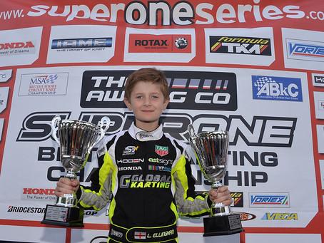 Super One British Honda Cadet Championship - Buckmore Park