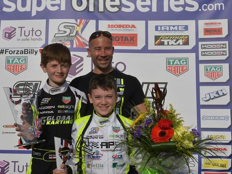 Super 1 British Championships Round 3 - Whilton Mill