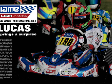 LGM Championship Round 1 Review from Revista Magazine