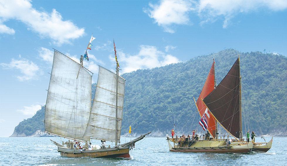 一般社団法人瀬戸内伝統航海協会,打瀬船&ホクレア