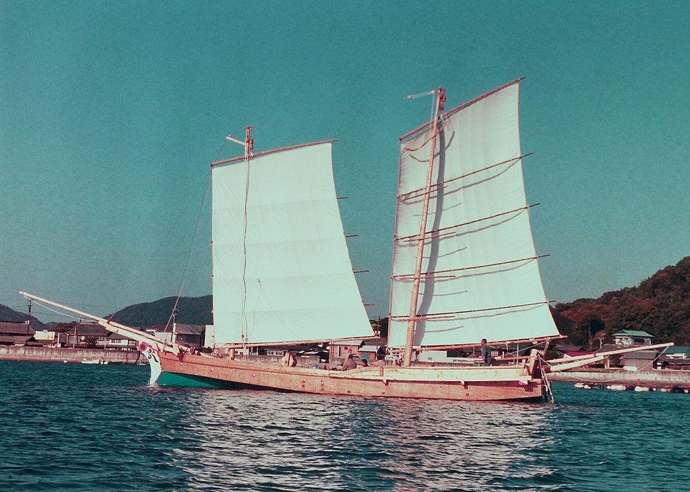 一般社団法人瀬戸内伝統航海協会,打瀬船
