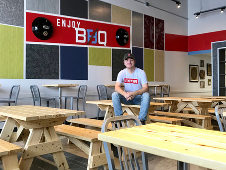 Flyby BBQ Announces Grand Opening