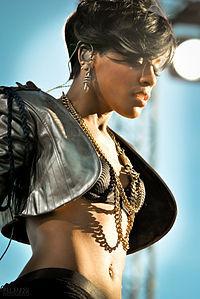 Dawn Richard's Remix of Katy Perry's 'Dark Horse' On Billboard