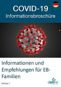 COVID-19 Informationsbroschure