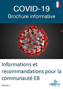 COVID-19 brochure informative