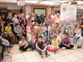 We welcome the Yasmin El Samra Foundation - DEBRA Egypt as one of our three new member groups
