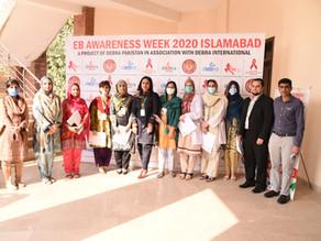 DEBRA International supports DEBRA Pakistan's first ever EB Awareness Week events