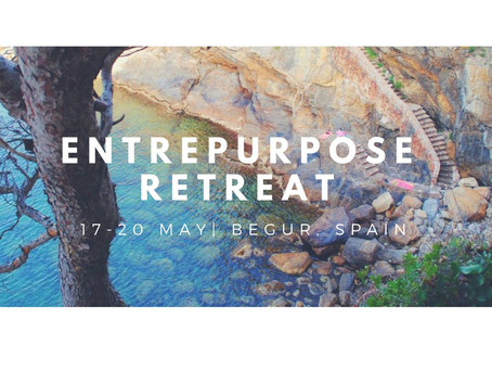 The first Entrepurpose Retreat - meet the 8 women making it happen