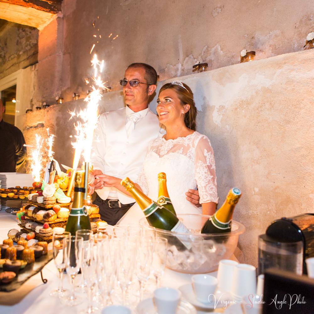 piece montee et champagne
