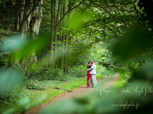SEANCE ENGAGEMENT - EN FORET - CLAYE SOUILLY