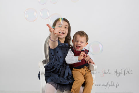 bulle savon enfant