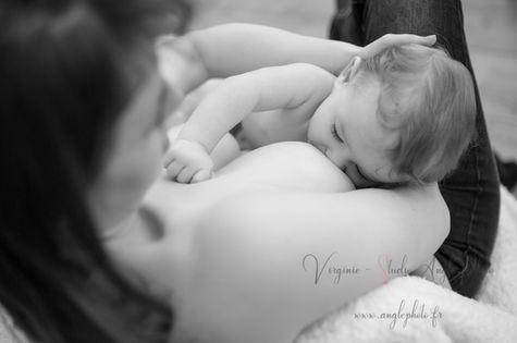 allaitement bebe