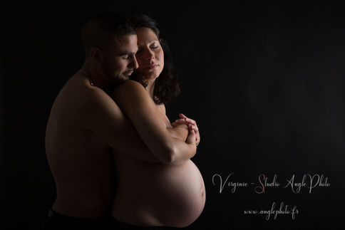 photo couple maternite