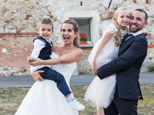 Un mariage en Seine et Marne de St Jean les Deux Jumeaux à Quincy Voisins