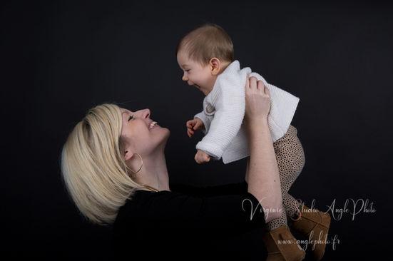 maman porte bebe
