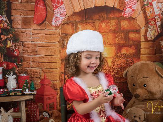 La magie de Noël au studio à Bargny