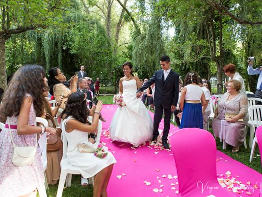 UN MARIAGE FRANCO-CAMBODGIEN AU MOULIN DE MOULIGNON