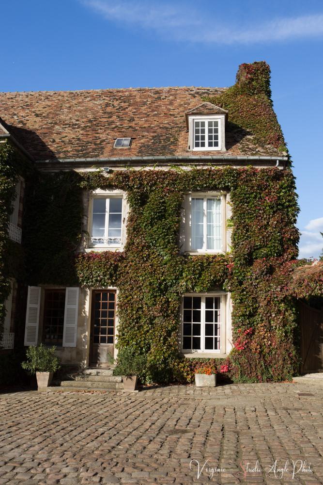 la ferme de Mauperthuis à Charny